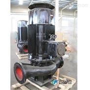 自貢自泵水泵廠防爆立式管道離心泵