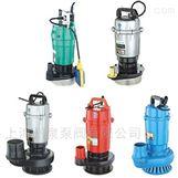 州泉 QDX、QX型号铸铁潜水泵家用潜水离心泵