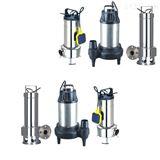 WQ15-7-1.1不锈钢潜水排污泵