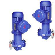 CQG型磁力传动管道泵立式磁力管道泵