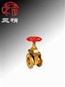閘閥:黃銅法蘭閘閥