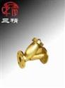 过滤器:黄铜法兰水过滤器