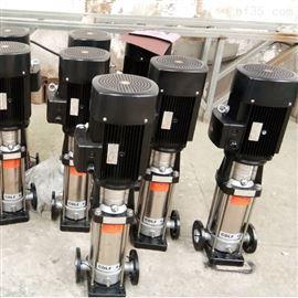 不鏽鋼多級離心泵