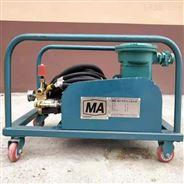 靈石BH-40/2.5型防滅火阻化多用泵使用技巧