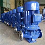 IHG型不鏽鋼立式管道泵