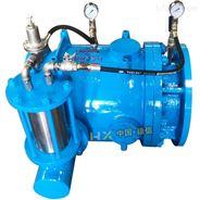 LT742X液控活塞式流量调节阀