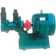 3GW高温加热油泵 3G三螺杆泵寿命长