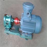 2CY齿轮油泵输送压力达到2.5MPA