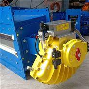 气动流量阀水泥库底生料均化库卸料设备