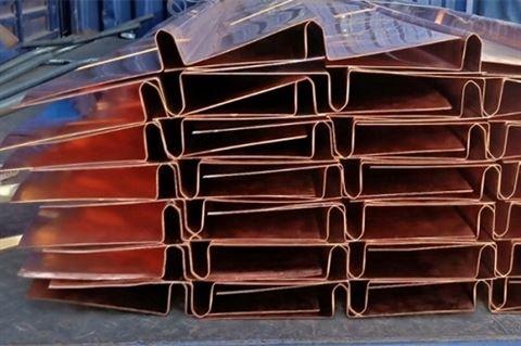 止水铜片铜止水各种规格尺寸定制 提供质保
