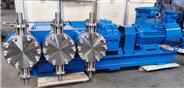 ITC愛鉑施三柱塞往復泵奶油輸送泵