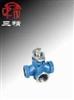 X14W旋塞阀:三通内螺不锈钢旋塞阀